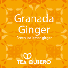 Granada Ginger Lemongrass